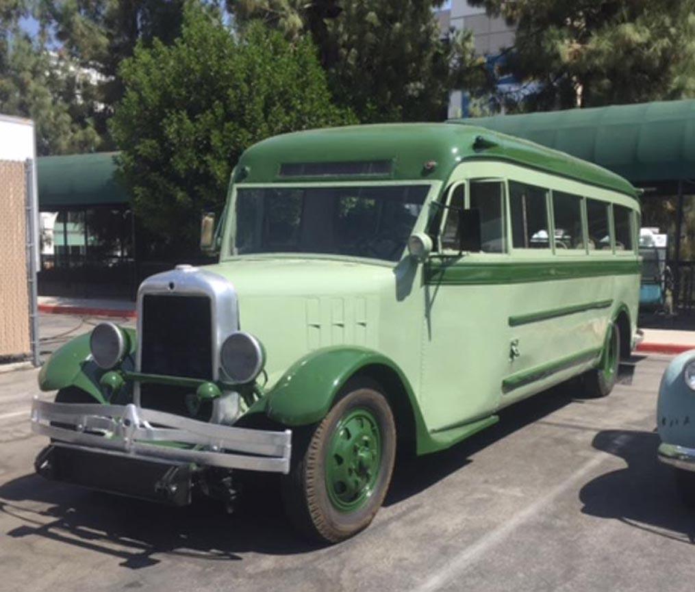 1935 Bus | Garvins Garage - Picture Cars for Rent | TV & Film, Music  Videos, Photo Shoots & Cinema